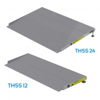 EZ Access Independent Adjustable Legs Threshold Ramp