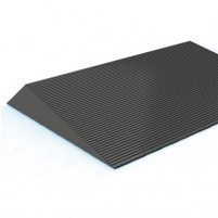 "Ez Access 2.5"" Rubber Threshold Ramp"